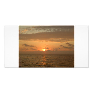 Sunset Serenade Photo Cards