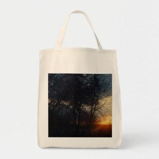 Sunset Shoping Bag