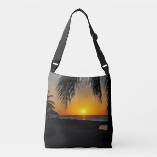 Sunset Silhouette Bag