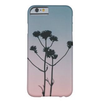 sunset silhouette barely there iPhone 6 case