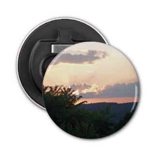 Sunset Silhouette Bottle Opener