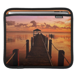 Sunset Sky iPad Sleeve