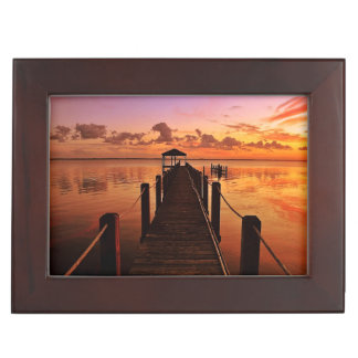 Sunset Sky Keepsake Box
