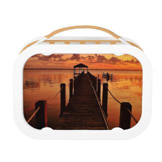 Sunset Sky Lunch Box
