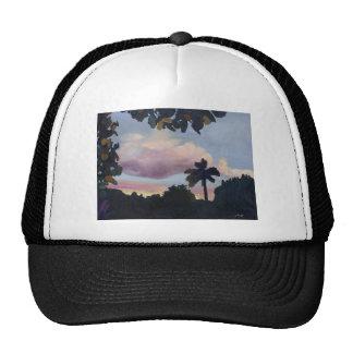 Sunset Sky Trucker Hats