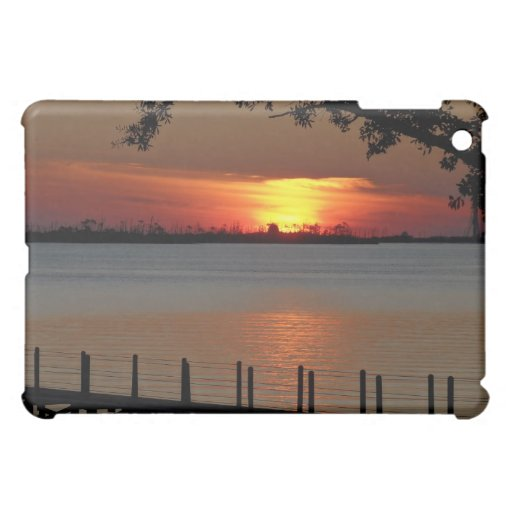 Sunset Speck Case iPad Mini Case
