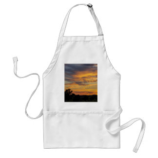 sunset standard apron