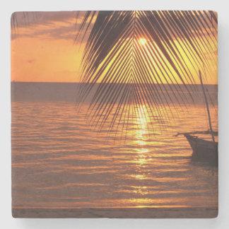 Sunset Stone Coaster