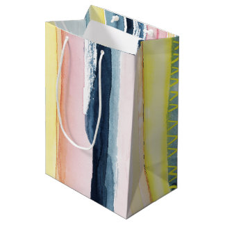 Sunset Stream I Medium Gift Bag