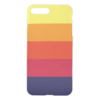 Sunset Summer iPhone 8 Plus/7 Plus Clearly™ Case