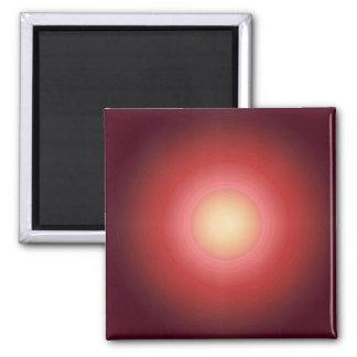 Sunset SunEnergy : Artist Created Graphics Refrigerator Magnet