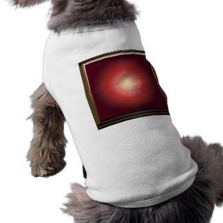 Sunset SunEnergy : Artist Created Graphics Sleeveless Dog Shirt