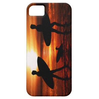 Sunset Surfers iPhone 5 Case