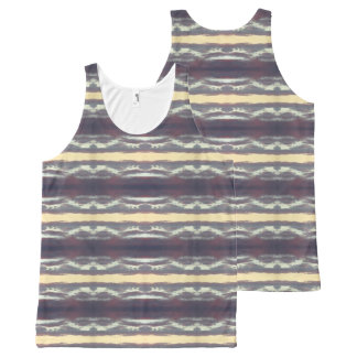 Sunset Tank Top All-Over Print Tank Top