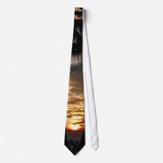 Sunset Tie