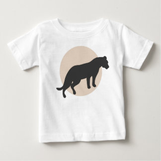 Sunset Tiger Baby T-Shirt