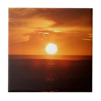 Sunset Tile