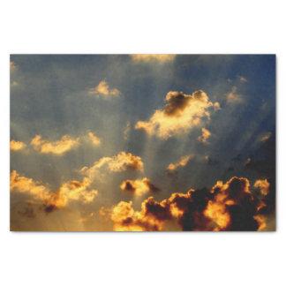 Sunset Tissue Paper