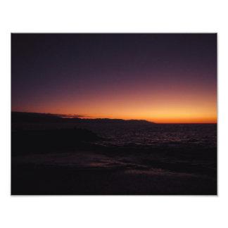 Sunset Transition Photo Art
