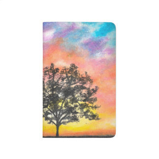 Sunset Tree Journal