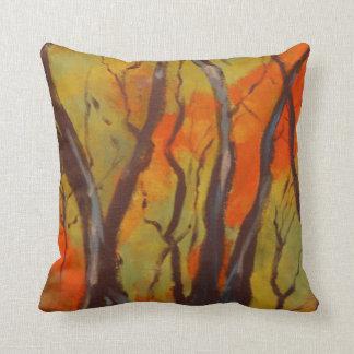 Sunset Trees FriedlanderWann Designs Cushion