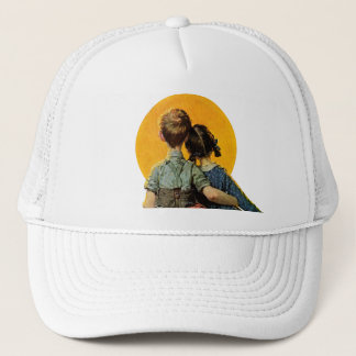 Sunset Trucker Hat