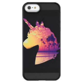 Sunset unicorn phone case