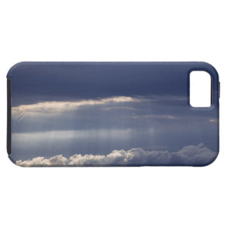 Sunset view from Montepulciano, Tuscany, Italy Tough iPhone 5 Case