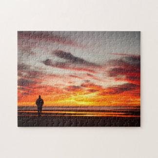 Sunset Walk Jigsaw Puzzle