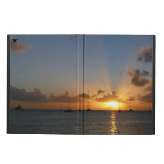 Sunset with Sailboats Powis iPad Air 2 Case