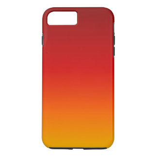 SUNSET (yellow orange evening color fade) ~ iPhone 7 Plus Case