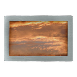 Sunset Yorkshire Landscape Belt Buckles