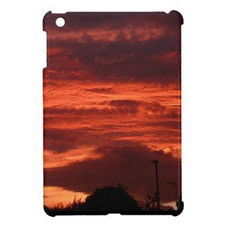 Sunset Yorkshire landscape iPad Mini Case