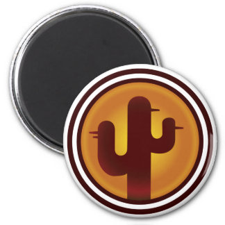 sunsetriders-button 6 cm round magnet
