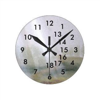 Sunshine 18-Hour Office Gift Clock