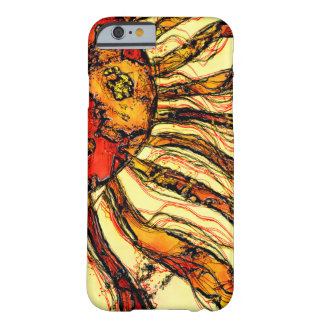 Sunshine Abstract Barely There iPhone 6 Case