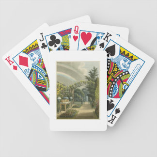 Sunshine after Rain, from 'Fragments on the Theory Poker Deck