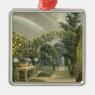 Sunshine after Rain, from 'Fragments on the Theory Silver-Colored Square Decoration