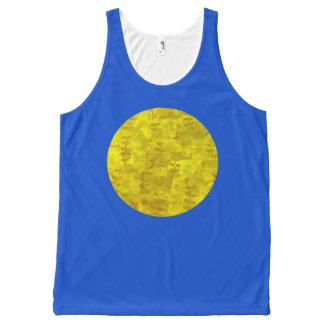 Sunshine All-Over Print Tank Top