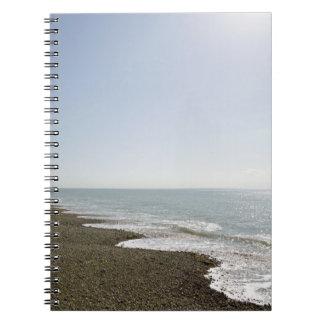 Sunshine and beach notebooks