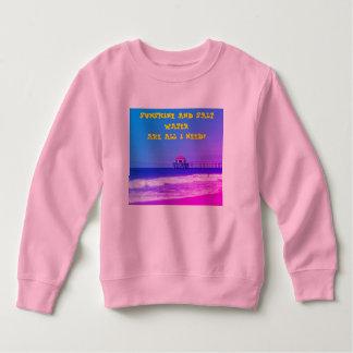 Sunshine and Salt Water Sweatshirt