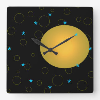 Popart Wall Clocks Zazzle Co Uk
