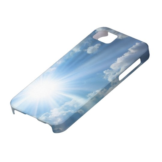 Sunshine Barely There iPhone 5 Case
