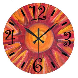 Sunshine Clock