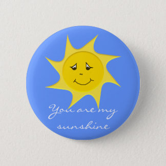 Sunshine Collection 6 Cm Round Badge