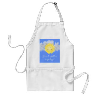 Sunshine Collection Standard Apron