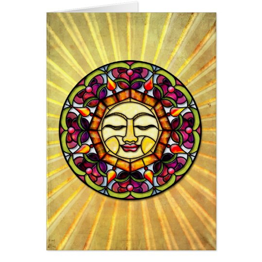 Sunshine - (Customisable Greeting Card) Card