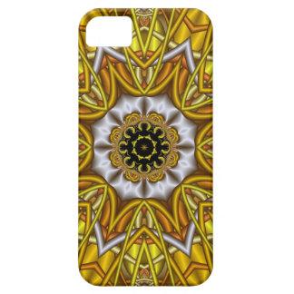 Sunshine flower, Kaleidoscope iPhone 5 Covers