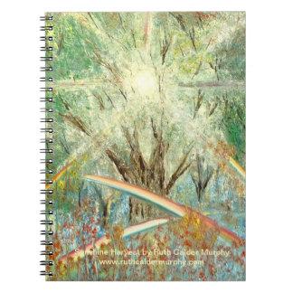 Sunshine Harvest notebook