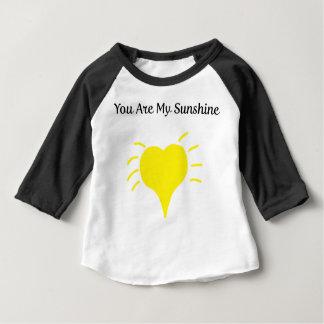 Sunshine Heart Baby T-Shirt